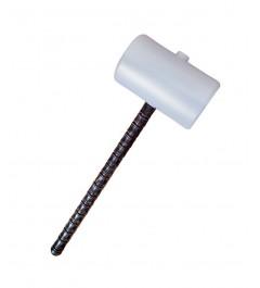 MAZA GRIS PVC GIGANTE