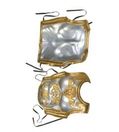 CORAZA ROMANO PECHO PVC