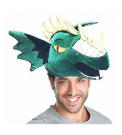 GORRO DRAGON FOAM