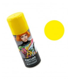 Body Paint Spray Amarillo (200 ml)