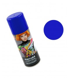Body Paint Spray Azul (200 ml)