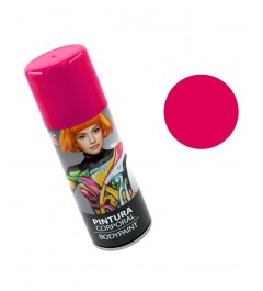 Body Paint Spray  Fucsia (200 ml)
