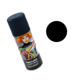 Body Paint Spray Negro (200 ml)