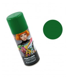 Body Paint Spray Verde (200 ml)