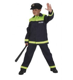 DISFRAZ POLICIA MUNICIPAL NIÑO